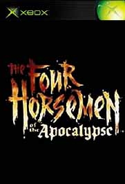 Four Horsemen of the Apocalypse - XBOX - Used