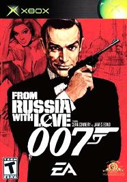 From Russia With Love - XBOX - Used