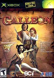 Galleon - XBOX - Used