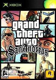 Grand Theft Auto: San Andreas - XBOX - Used
