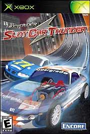 Grooverider: Slot Car Thunder - XBOX - Used