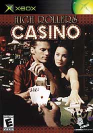 High Rollers Casino - XBOX - Used