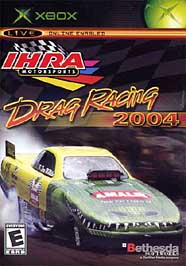 IHRA Drag Racing 2004 - XBOX - Used