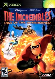 Incredibles: Rise of the Underminer - XBOX - Used