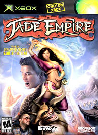 Jade Empire - XBOX - Used