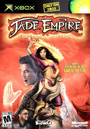 Jade Empire: Limited Edition - XBOX - Used