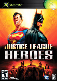 Justice League Heroes - XBOX - Used