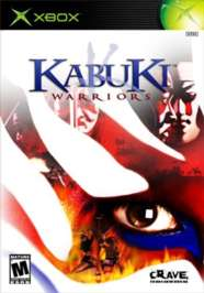 Kabuki Warriors - XBOX - Used