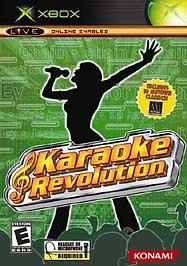 Karaoke Revolution - XBOX - Used