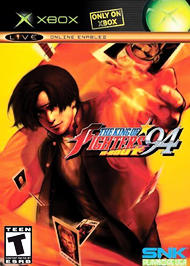 King of Fighters '94 Re-Bout - XBOX - Used