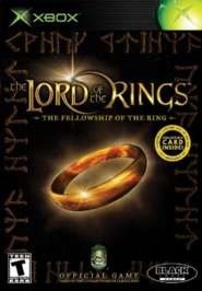 Lord of the Rings: The Fellowship of the Ring - XBOX - Used