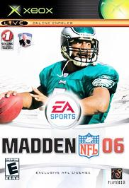 Madden NFL 06 - XBOX - Used