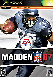Madden NFL 07 - XBOX - Used