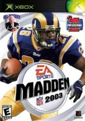 Madden NFL 2003 - XBOX - Used