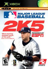 Major League Baseball 2K5 - XBOX - Used