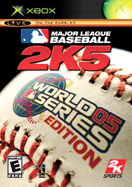 Major League Baseball 2K5: World Series Edition - XBOX - Used