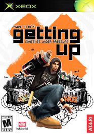 Marc Ecko's Getting Up: Contents Under Pressure - XBOX - Used