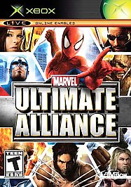 Marvel: Ultimate Alliance - XBOX - Used