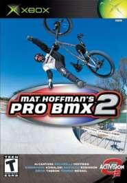 Mat Hoffman's Pro BMX 2 - XBOX - Used