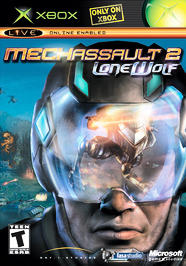 MechAssault 2: Lone Wolf - XBOX - Used