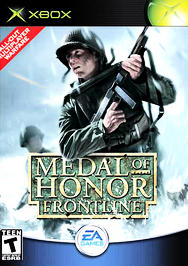 Medal of Honor: Frontline - XBOX - Used