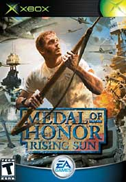 Medal of Honor: Rising Sun - XBOX - Used