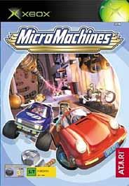 Micro Machines - XBOX - Used