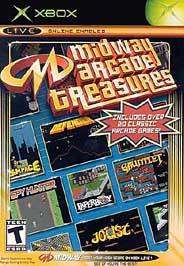 Midway Arcade Treasures - XBOX - Used