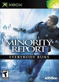 Minority Report - XBOX - Used