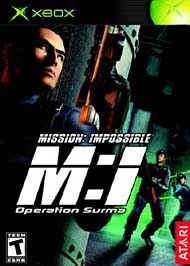 Mission: Impossible Operation Surma - XBOX - Used