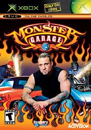 Monster Garage - XBOX - Used