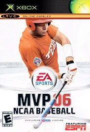 MVP 06 NCAA Baseball - XBOX - Used