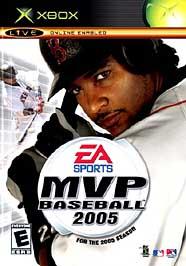MVP Baseball 2005 - XBOX - Used