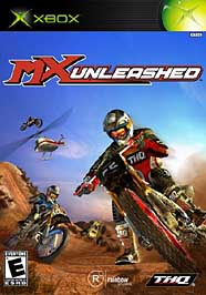 MX Unleashed - XBOX - Used