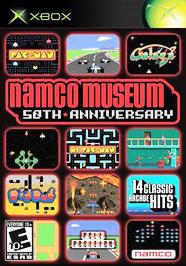 Namco Museum: 50th Anniversary - XBOX - Used