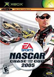 NASCAR 2005: Chase for the Cup - XBOX - Used