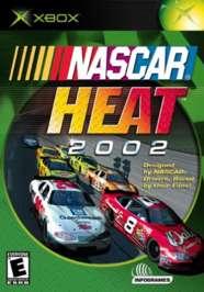 NASCAR Heat 2002 - XBOX - Used