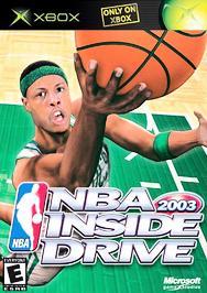 NBA Inside Drive 2003 - XBOX - Used
