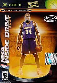 NBA Inside Drive 2004 - XBOX - Used