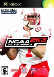 NCAA College Football 2K3 - XBOX - Used