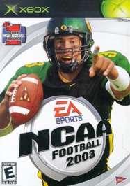 NCAA Football 2003 - XBOX - Used