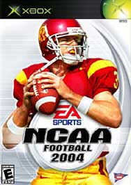 NCAA Football 2004 - XBOX - Used