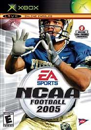 NCAA Football 2005 - XBOX - Used