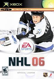 NHL 06 - XBOX - Used