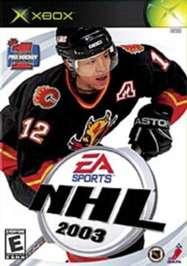 NHL 2003 - XBOX - Used