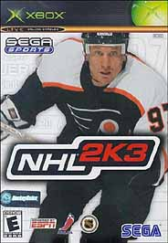 NHL 2K3 - XBOX - Used