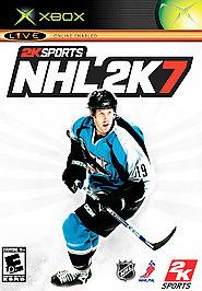 NHL 2K7 - XBOX - Used