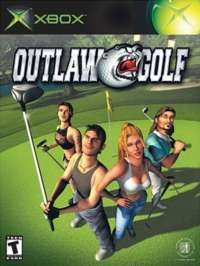 Outlaw Golf - XBOX - Used