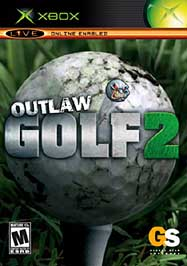 Outlaw Golf 2 - XBOX - Used