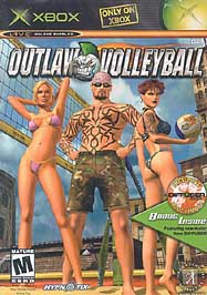 Outlaw Volleyball - XBOX - Used